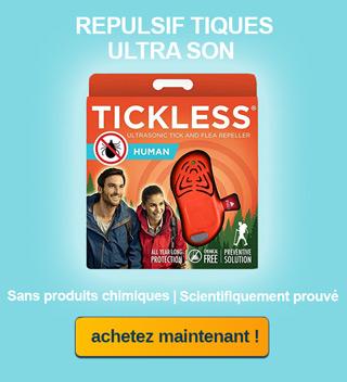 tickless repulsif ultra son